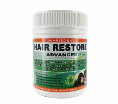 Mariedent Hair Restore Advanced 60 Capsules 2-3 Bottle Discount