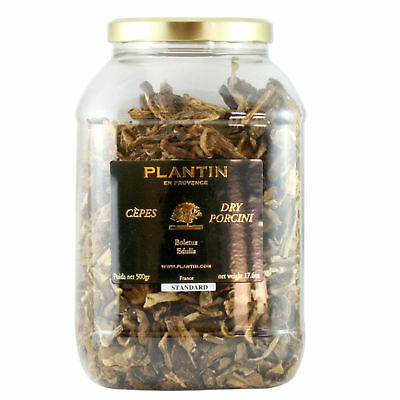Dried Porcini Mushrooms Plantin Standard 500g