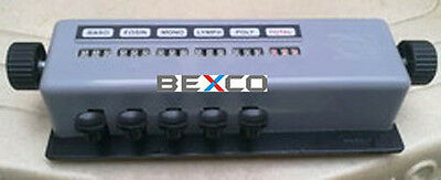 Top Quality Brand BEXCO 5 Key Blood Cell Counter in Case