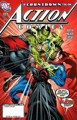 Action Comics Issue #853 Dc  Nm First Print