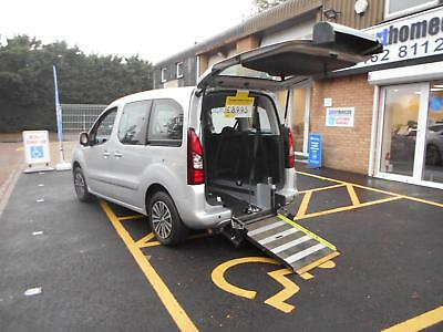 Peugeot Partner 1.6HDi 92 Tepee S ALLIED MOBILITY WHEELCHAIR ACCESS WAV