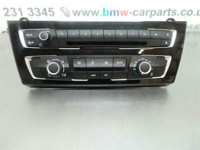 BMW F20 1 SERIES Air Conditioning Control Panel 64119384046/61316814187