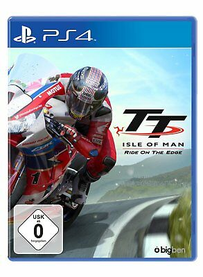 TT Isle of Man PS4 Neu & OVP