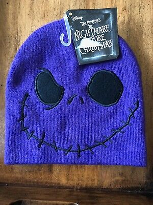 Disney The Nightmare Before Christmas Winter Hood Cap