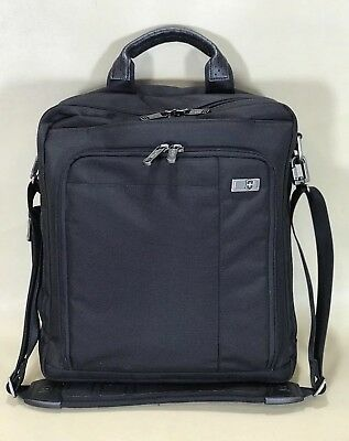 Victorinox Swiss Army Architecture 3.0 Acropolis Carry Laptop Pack Black