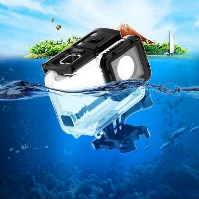 45m Underwater Waterproof Protective Case for GoPro Hero 5 Camera Diving Housing