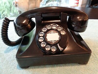 North Electric Metal 7H6 desk  Telephone old phone