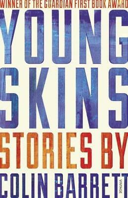 Young Skins by Colin Barrett New Paperback / softback Book