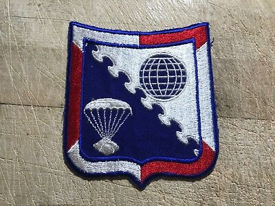 1950s/1960s? US AIR FORCE PATCH-6th Aerial Port Squadron-ORIGINAL BEAUTY! USAF