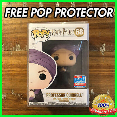 Funko Pop Harry Potter Professor Quirrell #68 - NYCC 2018 FYE Exclusive *SHARED*
