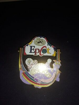 Disney Pin - Member Exclusive 2005 Collection Epcot /Figment LE  #42514
