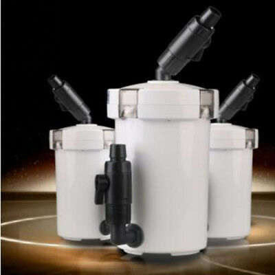 1000L/H Aquarium External Canister Filter Fish Tank Pump Water Hose For SUNSUN