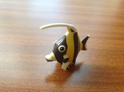 Yowie Collectible Toy Original Series 4 Moorish Idol With Papers