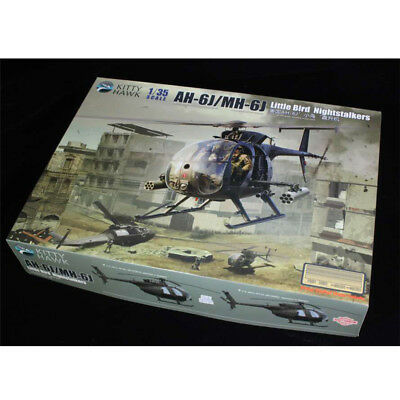 Hot Sale Kitty Hawk KH50003 1/35 AH-6J/MH-6J Little Bird Nightstalkers Model Kit