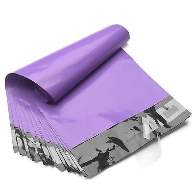 10 PURPLE Boutique Poly Mailer Envelopes 14.5x19--Ship in Style! FREE SHIPPING!!