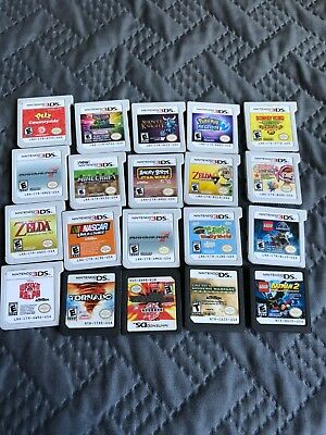 Used Nintendo 3DS/2DS/DS Games **Pick and choose**