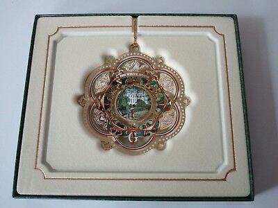 The White House Historical Association Christmas Ornament 2005 NEW in Box