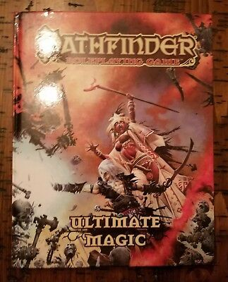 PATHFINDER~Roleplaying Game: Ultimate Magic~Jason Bulmahn~Hardcover~English~