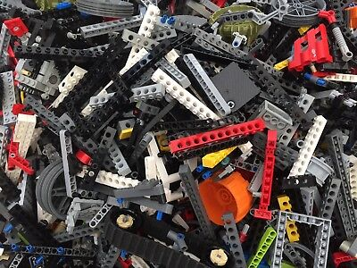 LEGO Technic - 1KG of Spare Parts Random Pieces Axles Bulk Gear Job Lot - Clean