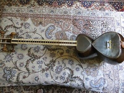 Persian Quality Tar With Hard Case, Persische Qualitet Tar Mit Koffer