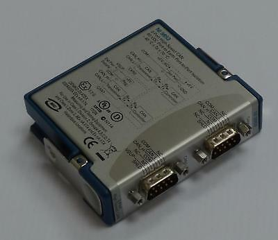 National Instruments NI-9853 2-Port, High-Speed CAN Module