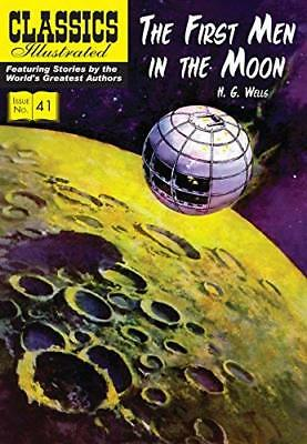 First Men in the Moon by H. G. Wells New Paperback / softback Book