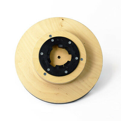 """MALISH 16"""" HEAVY DUTY SAND PAPER DRIVER w/NP-9200 PLATE (fits most 17"""" machines)"""