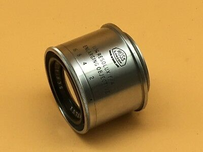 Ross Resolux 11cm (110mm) f4 Enlarging Lens - (#10)