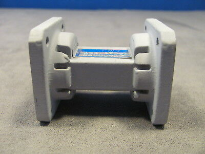 Waveguide WR-75 10.0-15.0 GHZ Straight 2.00 in WR75 Square Choke both ends <106>