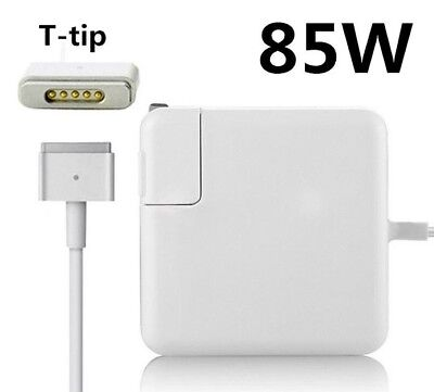 "Apple 85W Macbook Pro Retina 15"" MagSafe 2 Replacement Power Adapter Charger"