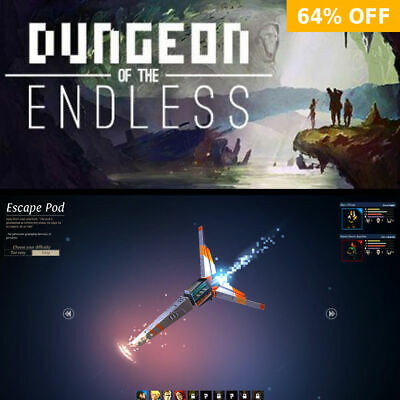 Dungeon of the Endless™ - PC WINDOWS MAC - Steam