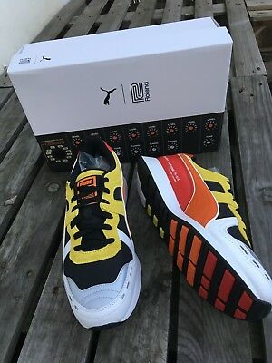 PUMA X ROLAND RS-100 Sneaker TR-808 Design Box NEW 44 - US 10 10071e828
