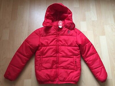 ❤️BNWT Official LFC Red Puffa Jacket, 11-12 Years❤️
