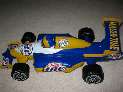 Miller Lite Inflatable Race Car+ Free Inflatable
