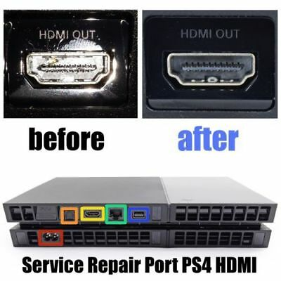 PS4 Sony Playstation 4 DEFECTIVE (Broken) HDMI Port ((Repair Service))!!!!!