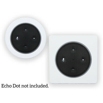 "VANGUARD DYNAMICS Echo Dot 4.5"" Mount Kit Round/Square Magnetic Trim Kit"