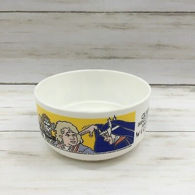 Vintage Quaker Oats Brings You The Magic Of Willow Cereal Bowl Whirley Industry