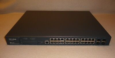 Tp-Link Switch Router Modell Tl-Sg3424P Poe Power