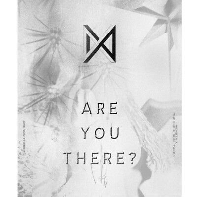 Monsta X[Take.1 Are You There?]2nd Album Random CD,Book,etc boma