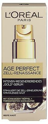 Loreal Paris Age Perfect Zell Renaissance Regenerierendes Gold Serum 30ml