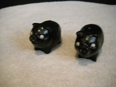 2 Pigs Made From Coal 1980 VCP