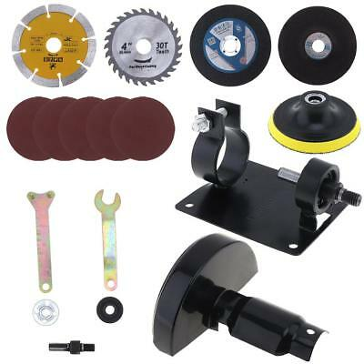 13mm Electric Drill Cutting Seat Tool Accessories Grinding Wheel Metal Slice Set