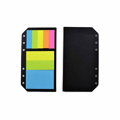 A5/A6/B5 Personal Sticky Notes Assorted Diary Insert Refill Organiser Sticker MW