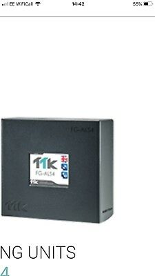 TTK , Leak Detection Control Panel for alarm And Location For 4 Zones . FG-ALS 4