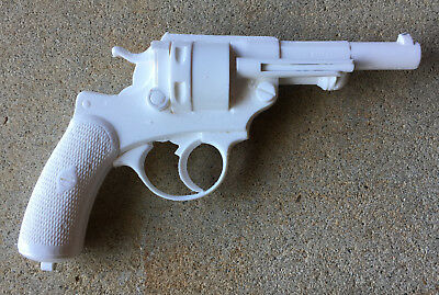 Plastic Model French Chamelot-Delvigne 1873 Kit Replica WWI The Mummy HOLSTER