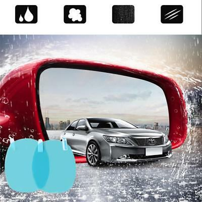 Best Car Rear View Mirror Window Anti-Fog Mist Rain Nano Coating Protective Film