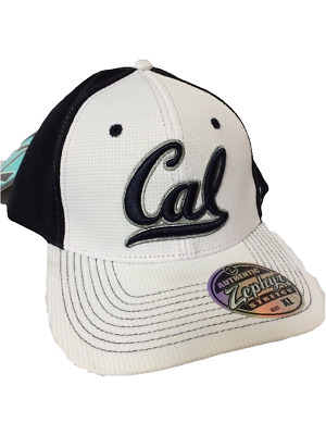buy popular 191a5 e71bf Cal Bears California NCAA Fitted Stretch XL Trucker Hat Cap by Zephyr New