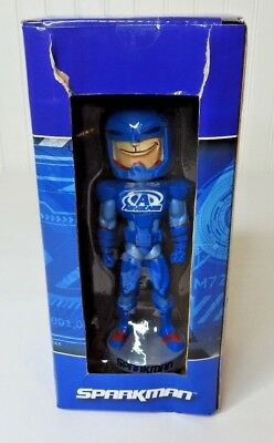 "Advocare Sparkman Bobblehead 7""  Dietary Supplements - Superhero NEW!"