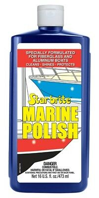 Star brite Marine Polish Boat Wax, 16 oz