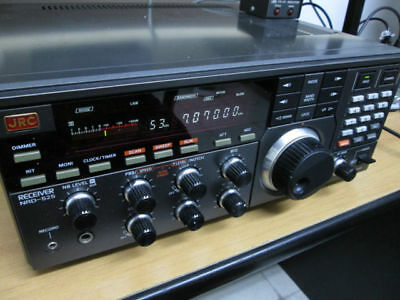 JRC NRD-525G HF JAPAN RADIO COMPANY Shortwave Communications Receiver